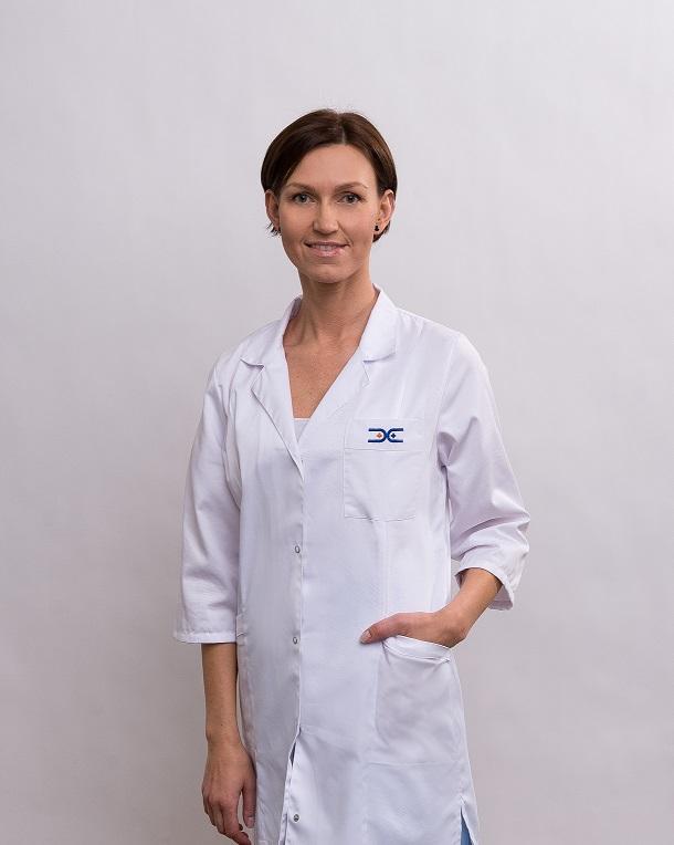 Barauskiene Lina, Medicinos diagnostikos ir gydymo centro dietologė