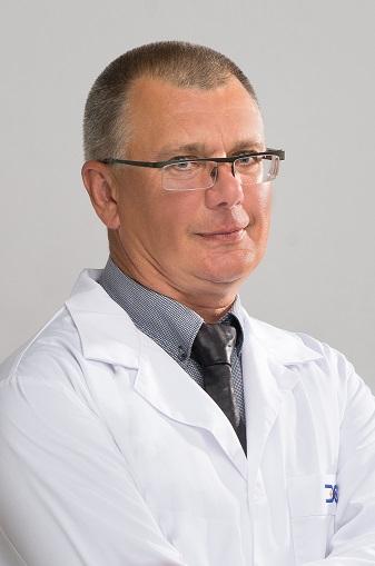 Medicinos diagnostikos ir gydymo centro kraujagyslių chirurgas Nerijus Bičkauskas