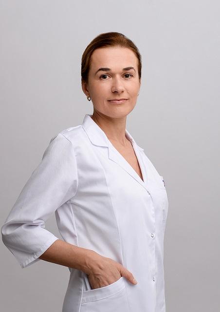 Medicinos diagnostikos ir gydymo centro gydytoja akušerė-ginekologė, med.dr. Diana Bužinskienė