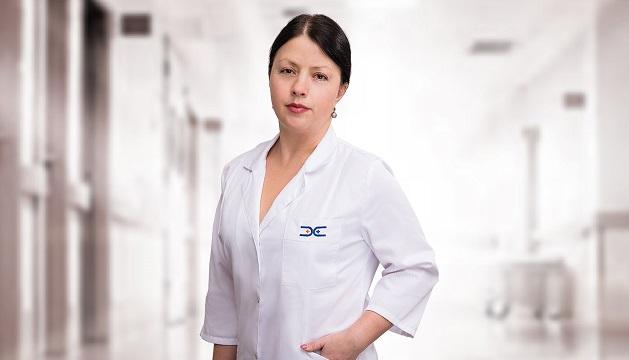 Medicinos diagnostikos ir gydymo centro gydytoja mamologė, echokopuotoja, akušerė-ginekologė Julija Vitko