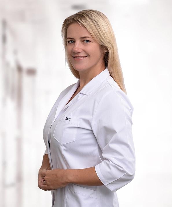 Medicinos diagnostikos ir gydymo centro gydytoja gastroenterologė Agnė Šiatkienė