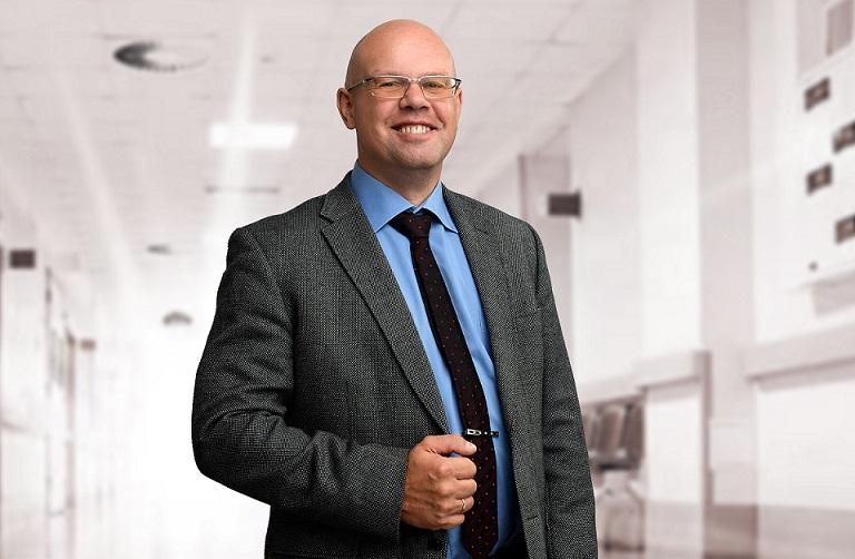 Medicinos diagnostikos ir gydymo centro psichiatras psichoterapeutas E. Stankūnas