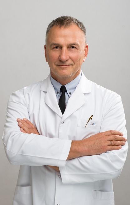 Algirdas Šumila, Medicinos diagnostikos ir gydymo centro dermatovenerologas