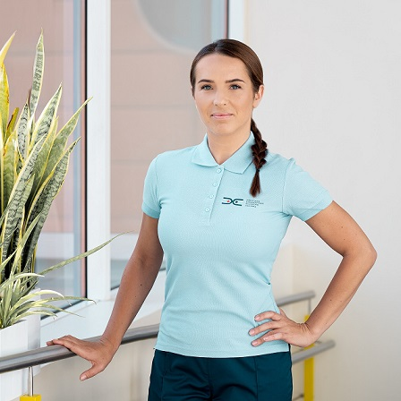 Medicinos diagnostikos ir gydymo centro kineziterapeutė Jolita Gelūnaitė